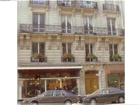 22 rue Gay-Lussac Paris 5e, domicile parisien des Cuvillier-Fleury